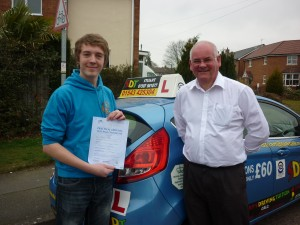 driving test cannock